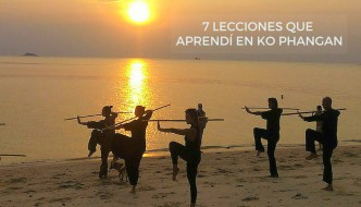 Las 7 lecciones que aprendí en una comunidad consciente en Ko Phangan, el paraíso del Kaizen