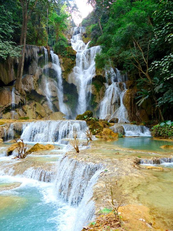 Cataratas de Kuang Si