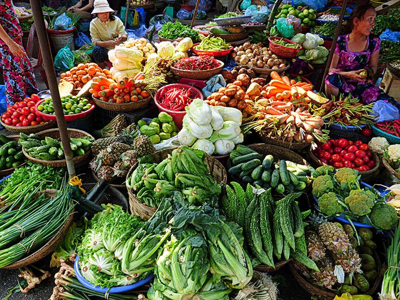 Mercado de Da Nang